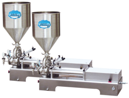 Milky filling machines