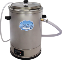 Milky Mini Pasteurizer, cheese and yoghurt kettle FJ 15