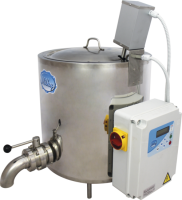 Milky Pasteurizer, cheese and yoghurt kettle FJ 50 PF