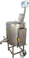 Milky Pasteurizer, cheese and yoghurt kettle FJ 100 PF